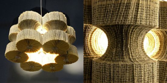 In Photos Chandeliers Made From Recycled Materials Was Last Modified August 3rd 2017 By Admin