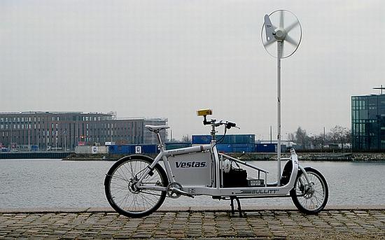 Eco Bikes Inventor Converts Cargo Bike Into A Renewable
