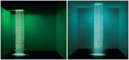 eco friendly shower lighting options