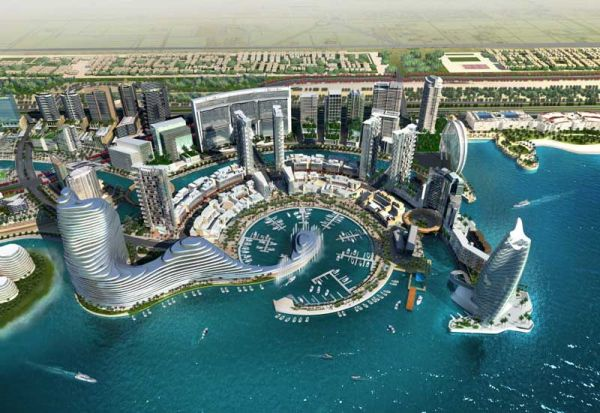 Your World Of Tomorrow Self Sufficient Mega Cities