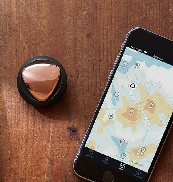 Wearable Enviro Tracker 2
