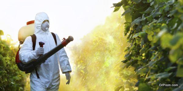 chemical pesticides