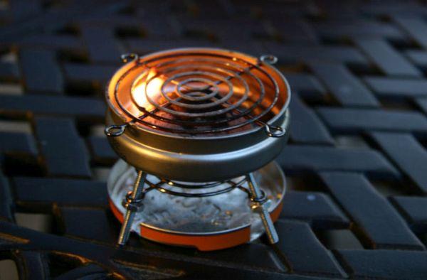 Altoids Mini BBQ Grill
