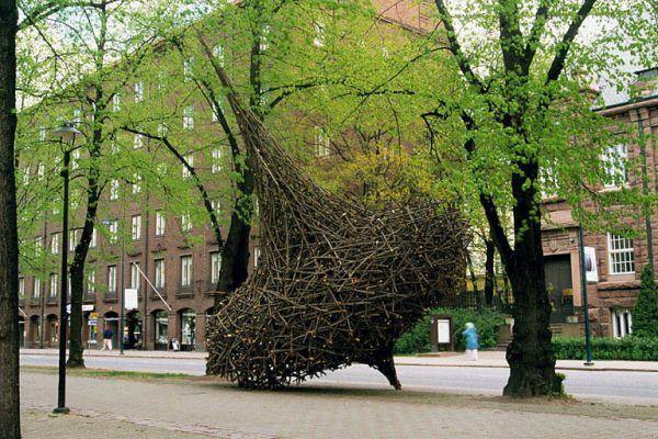 Environmental Sculptures by Jaako Pernu