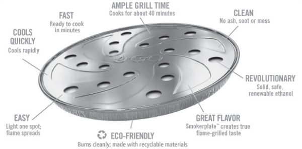 FlameDisk Grill