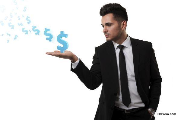 Broker losing money
