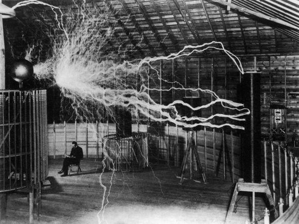 Nikola Tesla has developed what it calls a Magnifying Transmitter,