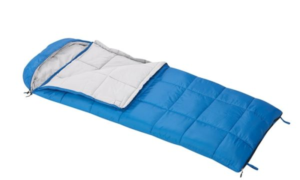 Temp Control Sleeping Bag