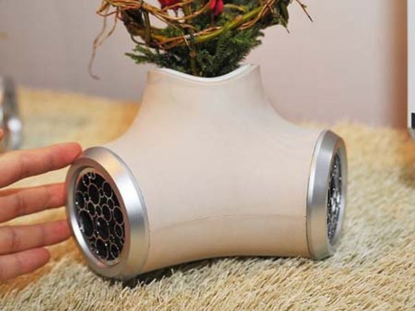 go-green-with-these-speakers Eco-Friendly Gadget