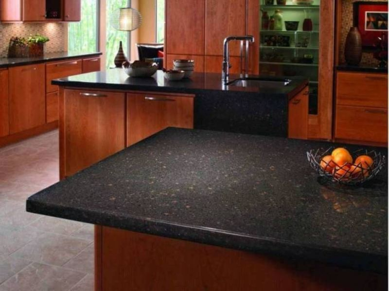 Using Paper As A Countertop Material Can Actually Be A Fantastic Way To Be More Eco Friendly In Your Own Home These Countertops Are Made With A Combination