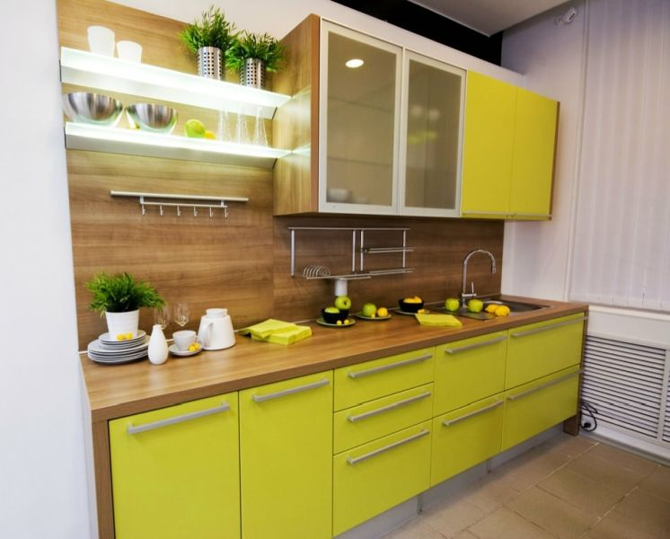 Eco Friendly Kitchen