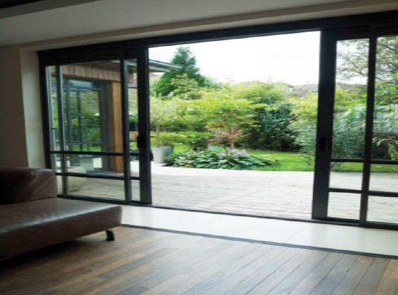 Energy Efficient Exterior Doors