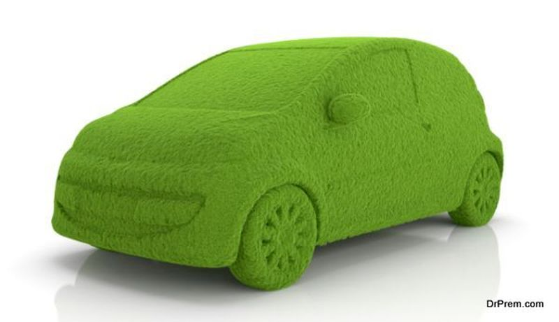 Eco-Friendly Vehicle