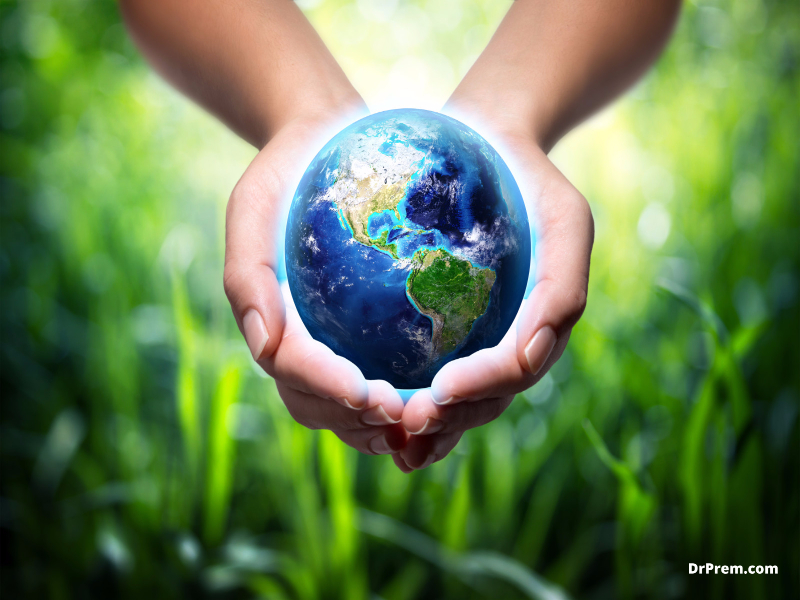 20 Things You Can Do to Save The Planet