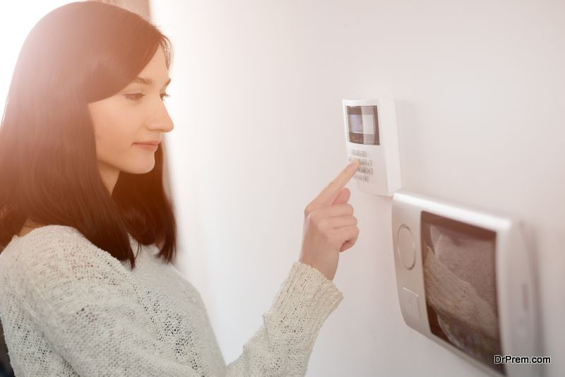 Green Home Security Tips