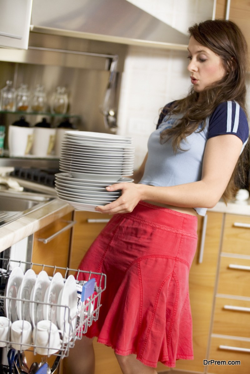 while-washing-dishes
