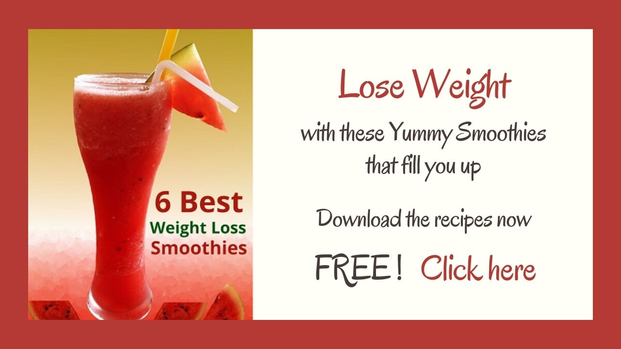 weight loss smoothies recipes free