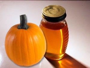 honey-pumpkin face mask anti-aging