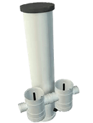 grey water filtration system