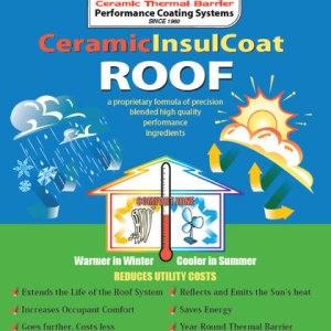 Ceramic InsulCoat Roof
