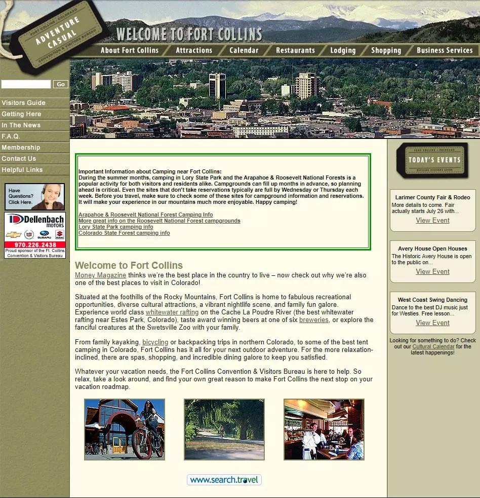Visit Fort Collins