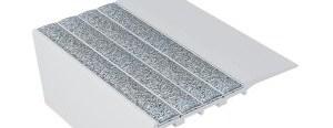 Carpet Stair Nosing Rc5 N30 Ecoglo Visibly Better | Carpet Stair No Slip Nosing | Stair Tread Nosing | Strips | Non Skid | Laminate Flooring | Gravel