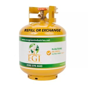 LP-20 | BUTANE | R600 | TANK EXCHANGE or REFILL