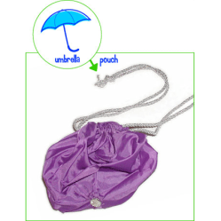 Recycle a Broken Umbrella into a Pouch • Reusing Umbrellas | ecogreenlove