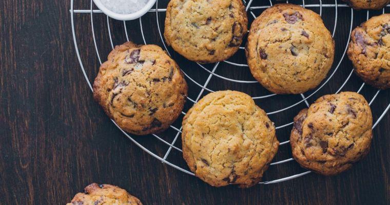 Las mejores cookies de chocolate