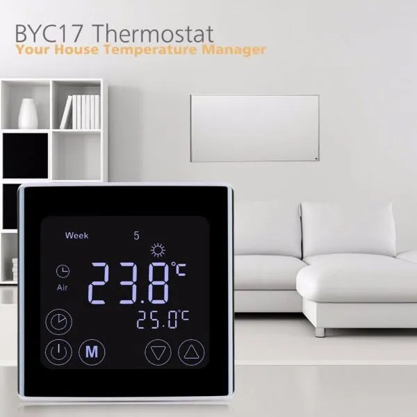 floureon Thermostat Controller