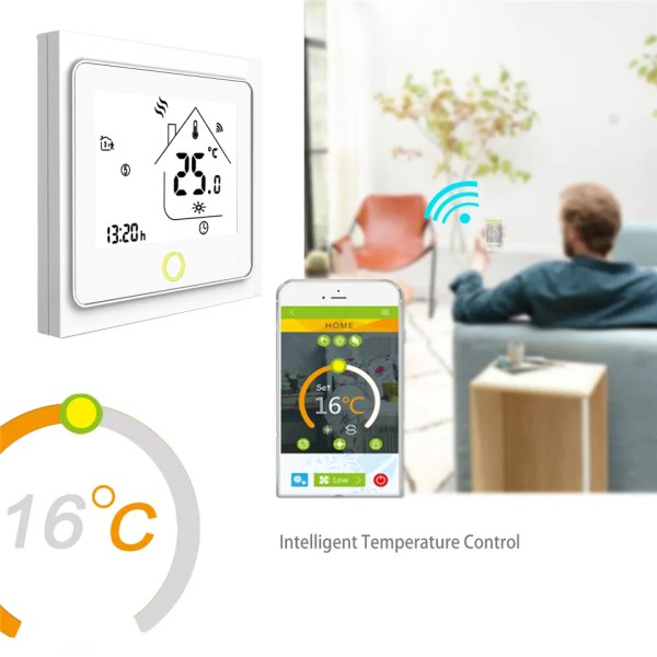 Smart Wifi Thermostat Controller