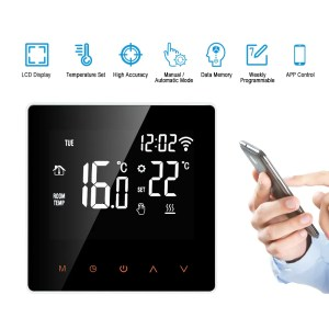 Wi-Fi Smart Thermostat Controller