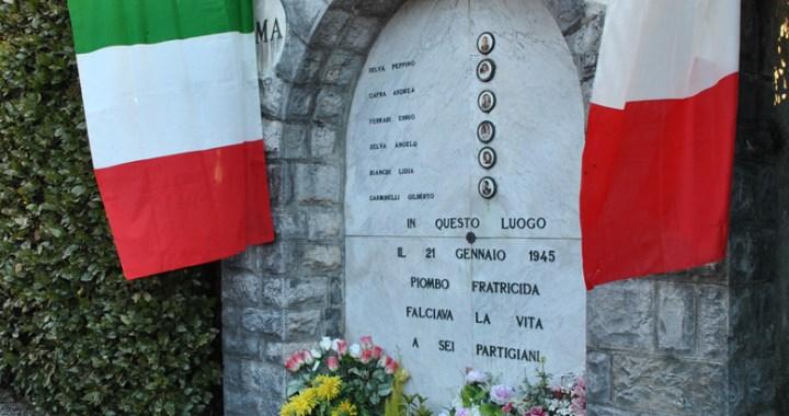 21 gennaio/ 71esimo anniversario della strage fascista di Cima