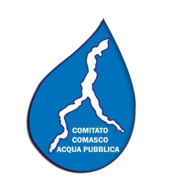 Comitato comasco acqua pubblica/ Mobilitarsi contro la privatizzazione