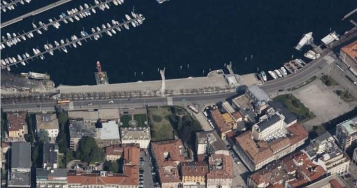 Palazzo Cernezzi con l'Anac