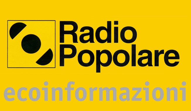 ecoinformazioni on air/ Como contro la barbarie dell'integralismo