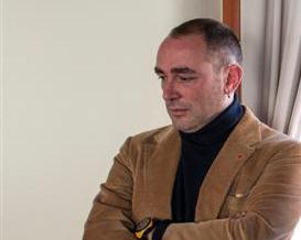 Matteo Mandressi è il segretario della Fp Cgil
