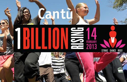 One billion rising a Cantù