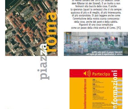 Video/ Piazza Roma, Como/ Identità e futuro