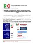 CS  Fondi e europei e Jobs Act, mercoledì On. Antonio Panzeri e venerdì Filippo Taddei a Como