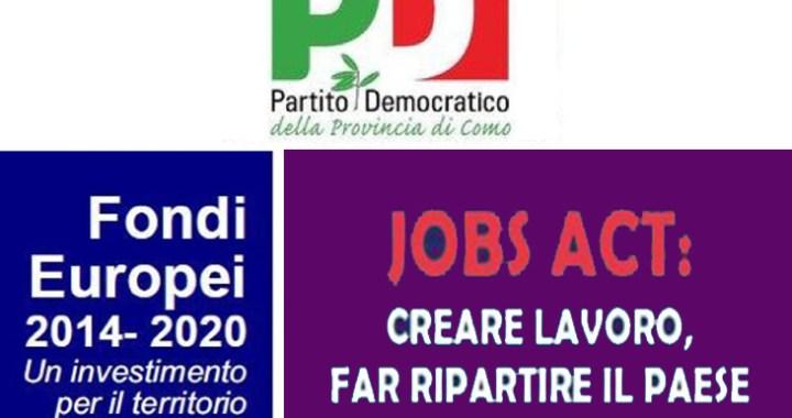 22 Aprile/ Jobs Act: l'incontro con Filippo Taddei