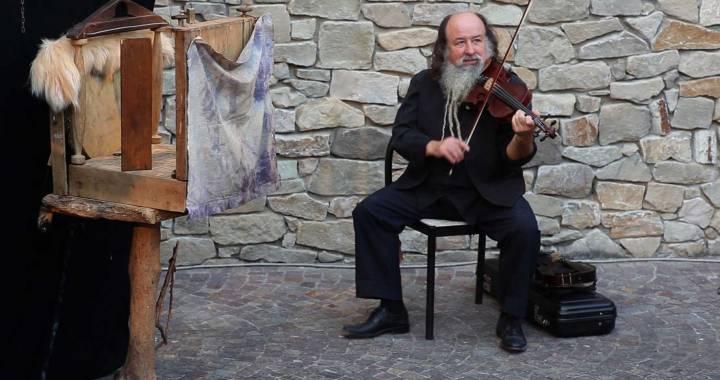 12 aprile/ GulashConcerto con Janos Hasur a Tavernerio