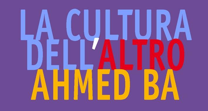 10 aprile/ La cultura dell'altro