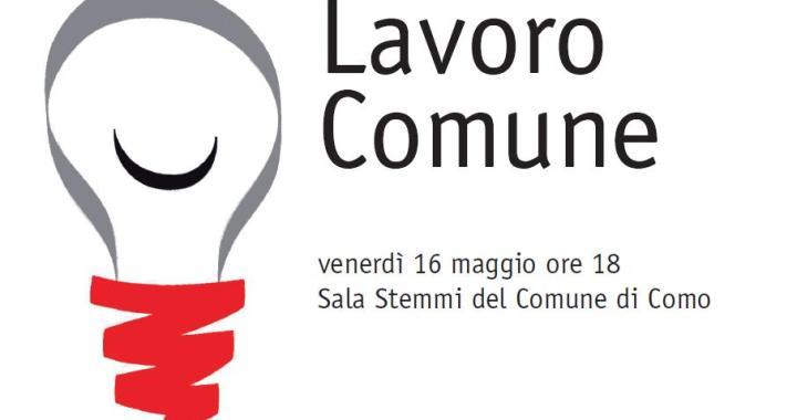 16 maggio/ Felice Scalvini per Lavoro Comune