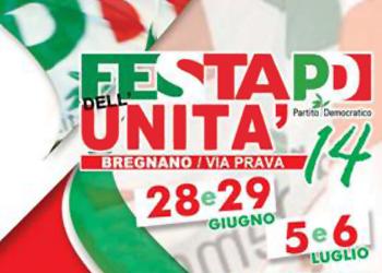 Festa dell'Unità del Partito democratico a Bregnano