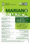 mariano in musica 2014 locandina