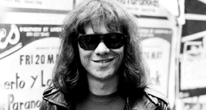 So long, Tommy Ramone