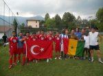 torneo antirazzista di calcio