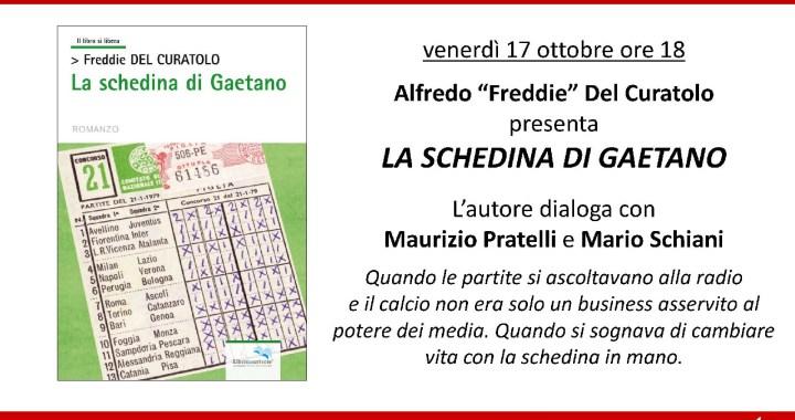 17 ottobre/ La schedina di Gaetano