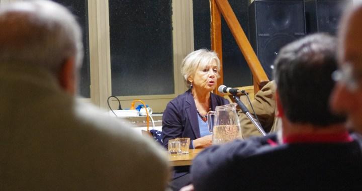 Rivoluzioni violate/ Giuliana Sgrena all'Arci